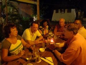 2 f ,diner bij Christoffelpark,1-11